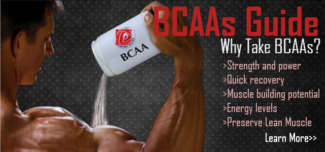 What Are BCAA Supplements and When To Use BCAAs?