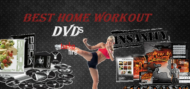 Best Selling Home Workout DVDs
