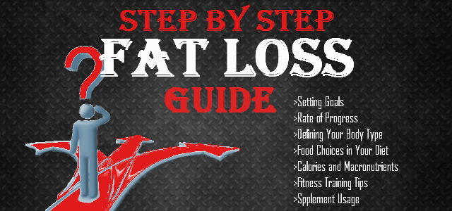Step by Step Fat Loss Guide
