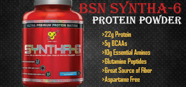 BSN Syntha-6 Protein Powder Review