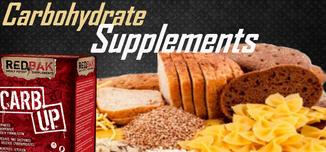 Best Carbohydrate Supplements for 2013