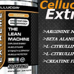 cellucor NO extreme pre workout supplement