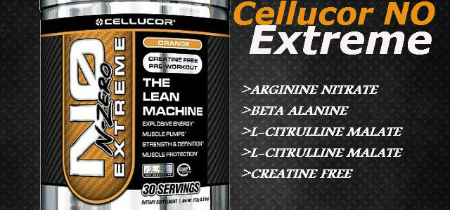 Cellucor N0 Extreme Review