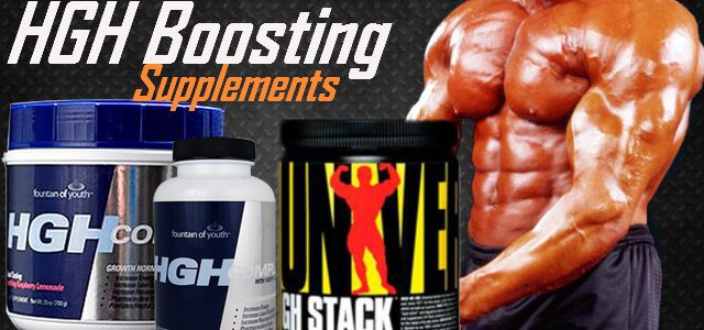 Can I Boost HGH Levels With Supplements?