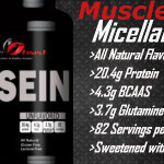 casein protein powder from muscle feast