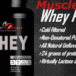 whey protein isolate review from muscle feast