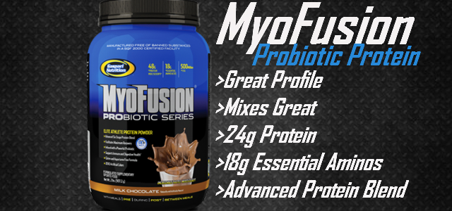 MyoFusion Probiotic Series Review