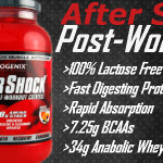 myogenix after shock revocery supplement