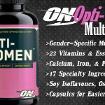 opti women multivitamin supplement