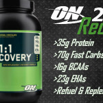 Optimum Nutrition 2:1:1 Recovery Review