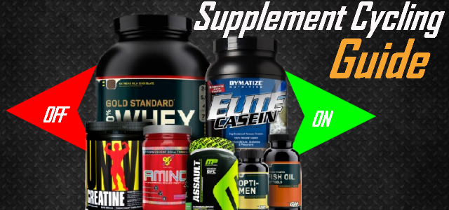 How To Cycle Your Supplement Use.