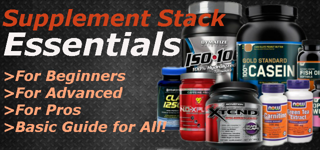 What Are The Essentials For A Good Supplement Stack?