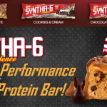 BSN Syntha-6 Decadence Protein Bar Review,protein bars