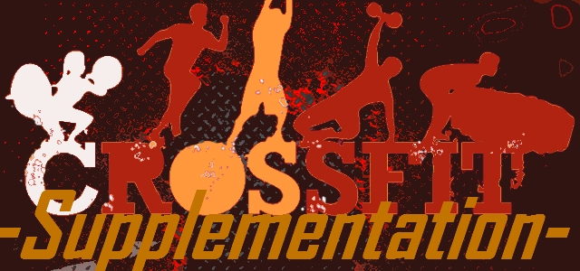 Top 5 Essential Supplements For Crossfit Training
