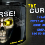 the curse pre workout supplement