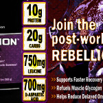 f3 post workout supplement rebellion,rebellion recovery drink