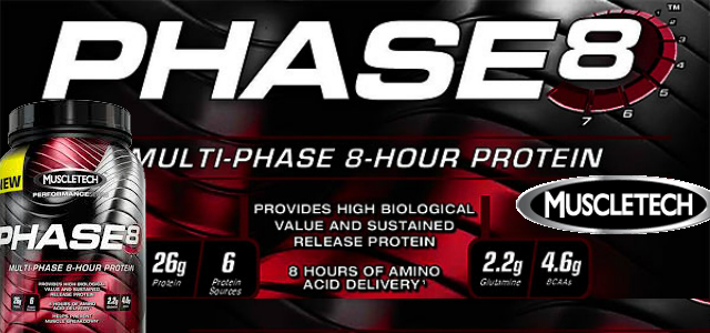 New Phase8 Protein Powder Review