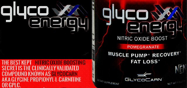 NGN GlycoEnergy Nitric Oxide Booster Review