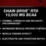 New Chain Drive Recovery drink by vpx