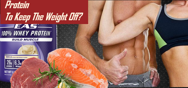 Does Protein Help Keep The Weight Off?