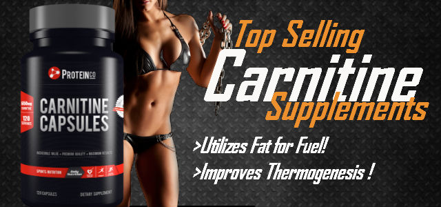 Top Selling Carnitine Supplements July 2013