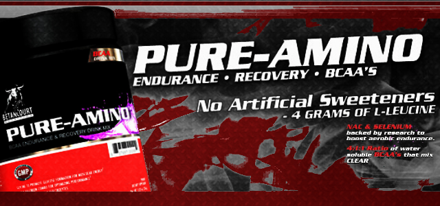 Betancourt Nutrition Pure Amino Review