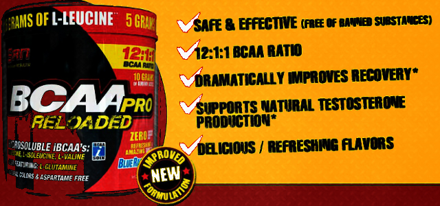 S.A.N BCAA Pro Reloaded Review