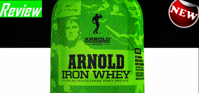 Iron Whey Protein by Arnold Series Review
