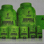 arnold series,muscle pharm arnold series