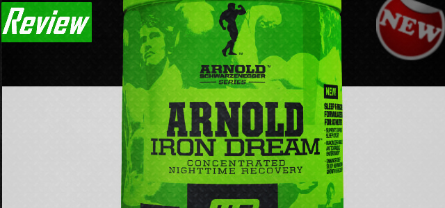 Iron Dream New Arnold Recovery Supplement Review
