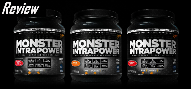 Cytosport's Monster Intrapower Review