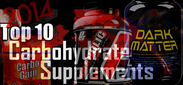 10 Best Carb Supplements for 2014-Carbohydrate Supplements