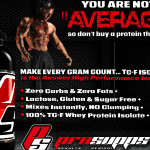 pro supps new whey isolate,tc-f isolate review,best isolate protein powders,new isolate protein tc-f review,pro supps protein review