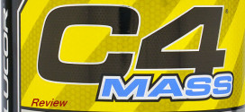 New Cellucor C4 Mass Review