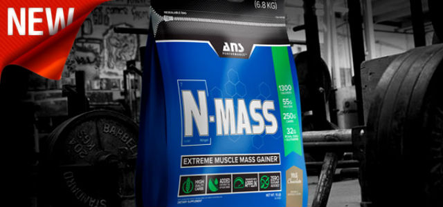 ANS N-Mass Weight Gainer Review