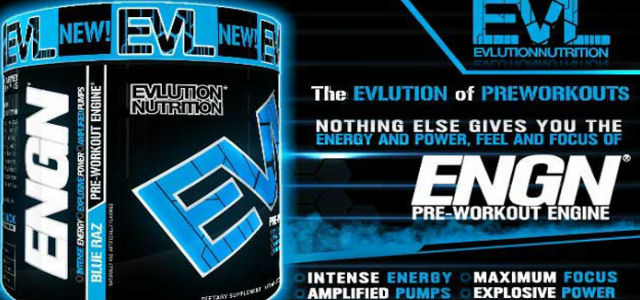 ENGN EVLution Pre Workout Review