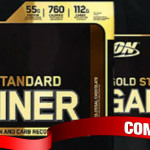 Weight Gainers, Gold Standard Gainer, Build Mass