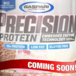 gaspari nutrition precision, precision protein powder, new protein precision