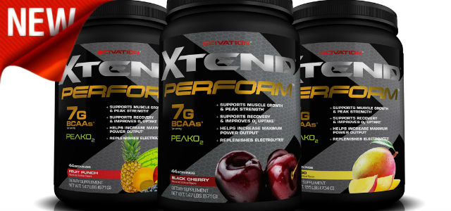Scivation Adds New Xtend Perform